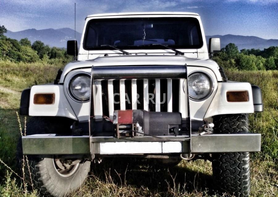 Jeep Wrangler, Апшеронск