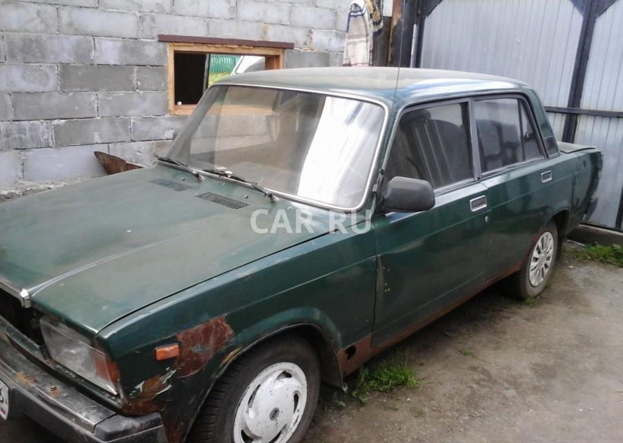 Lada 2107, Артёмовский