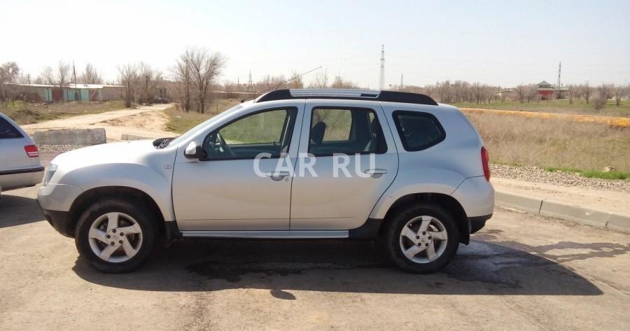 Renault Duster, Ахтубинск