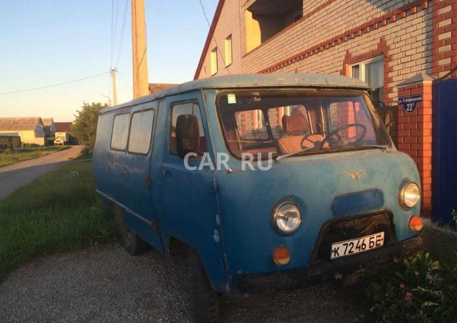 Уаз 390995, Алексеевка