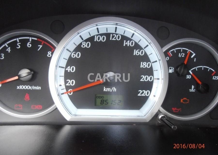 Chevrolet Lacetti, Алатырь