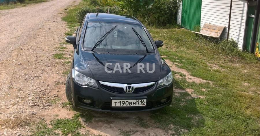 Honda Civic, Балтаси