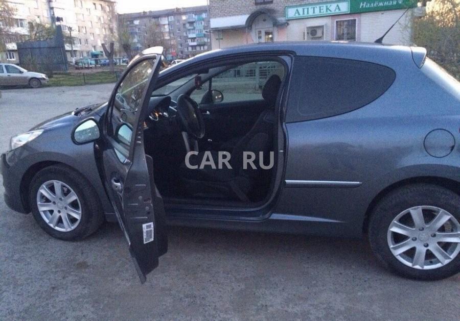 Peugeot 207, Алапаевск