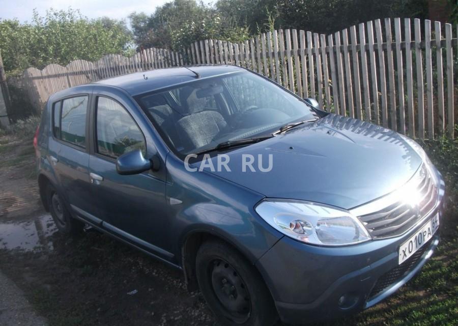 Renault Sandero, Балаково