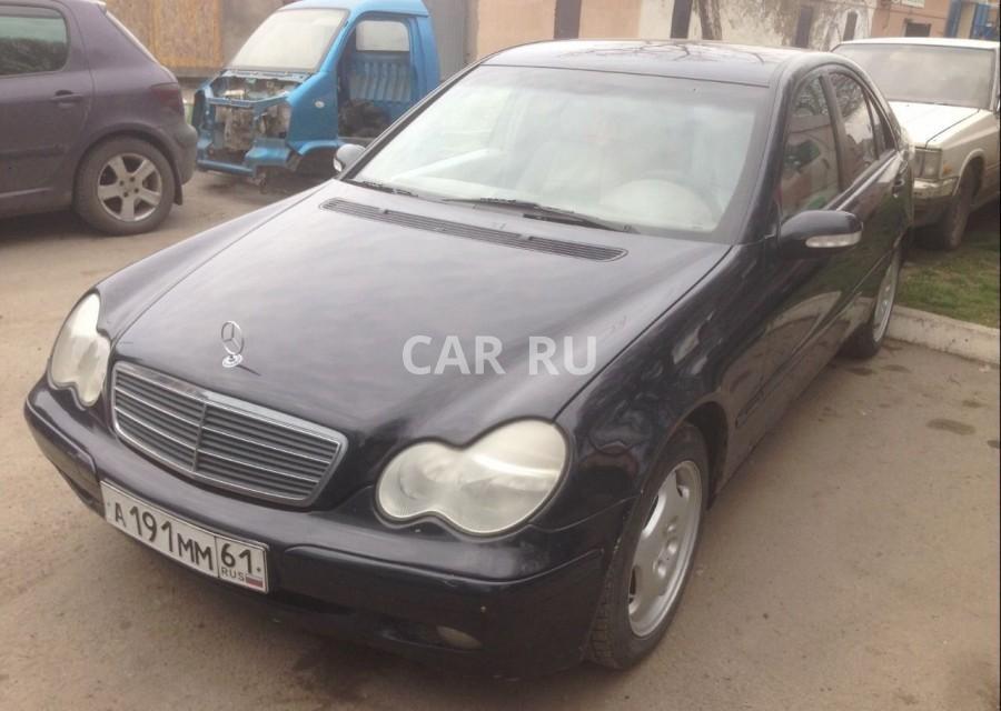 Mercedes C-Class, Азов