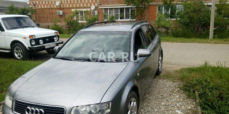 Audi A4, Апшеронск