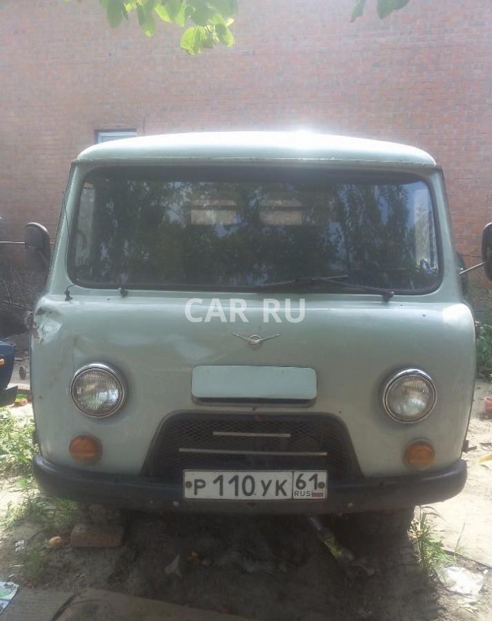 Уаз 3303, Батайск