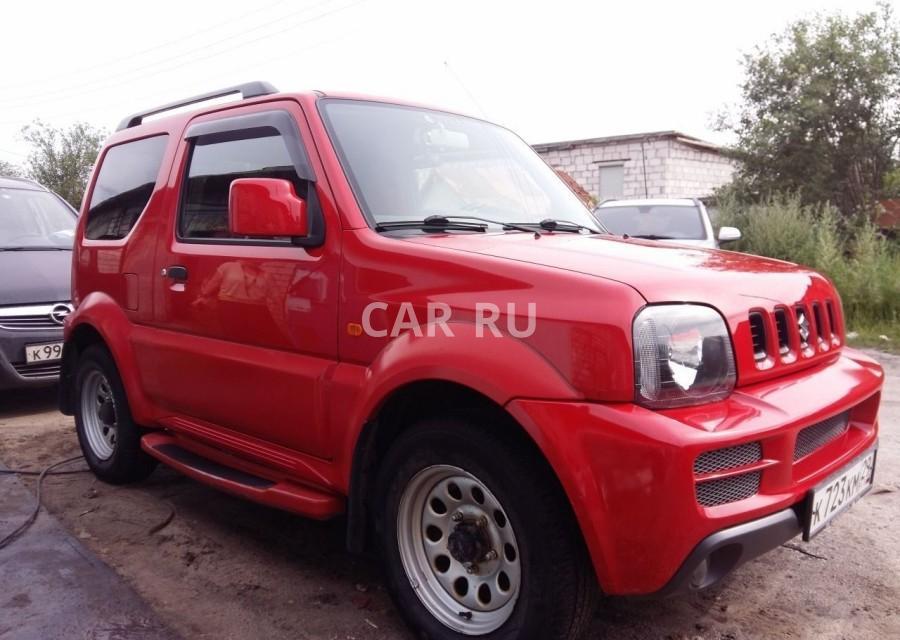 Suzuki Jimny, Архангельск