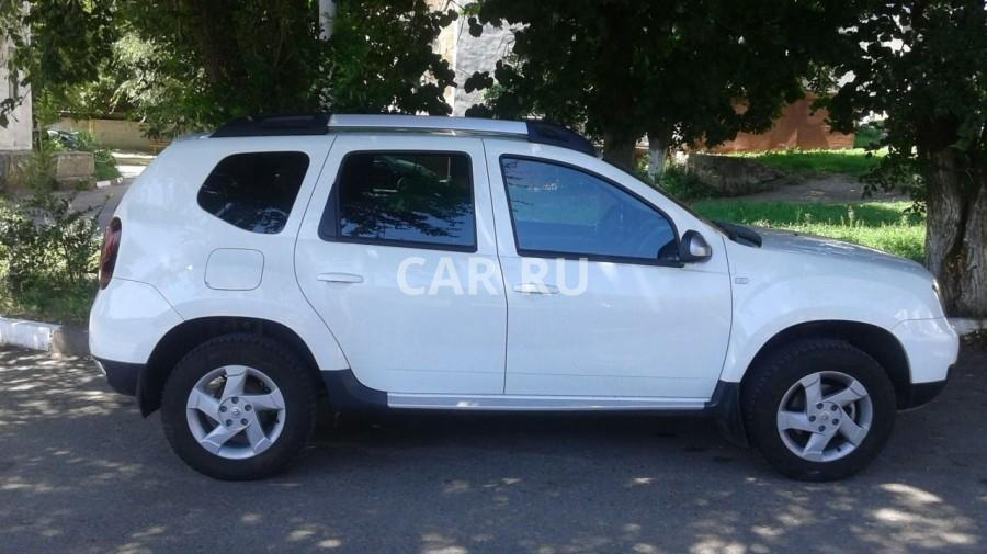 Renault Duster, Белгород