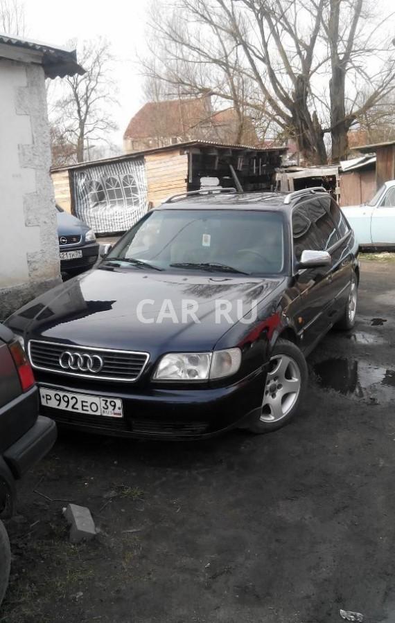 Audi A6, Багратионовск