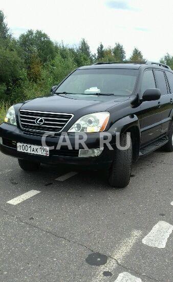 Lexus GX, Архангельск