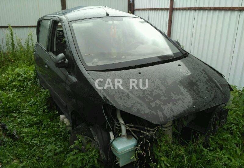 Hyundai Getz, Балахна