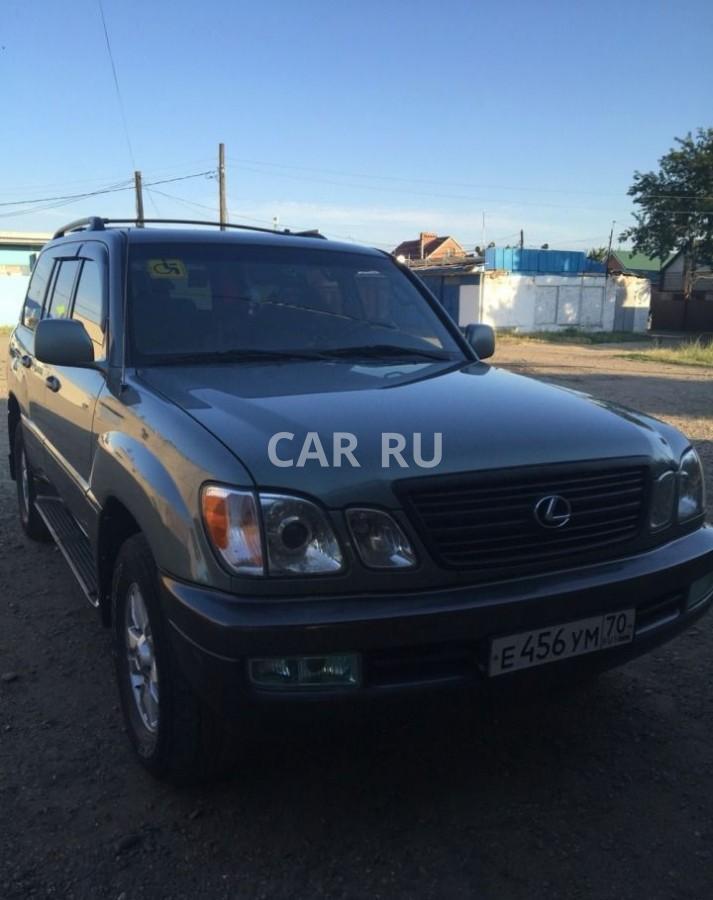 Lexus LX, Армавир