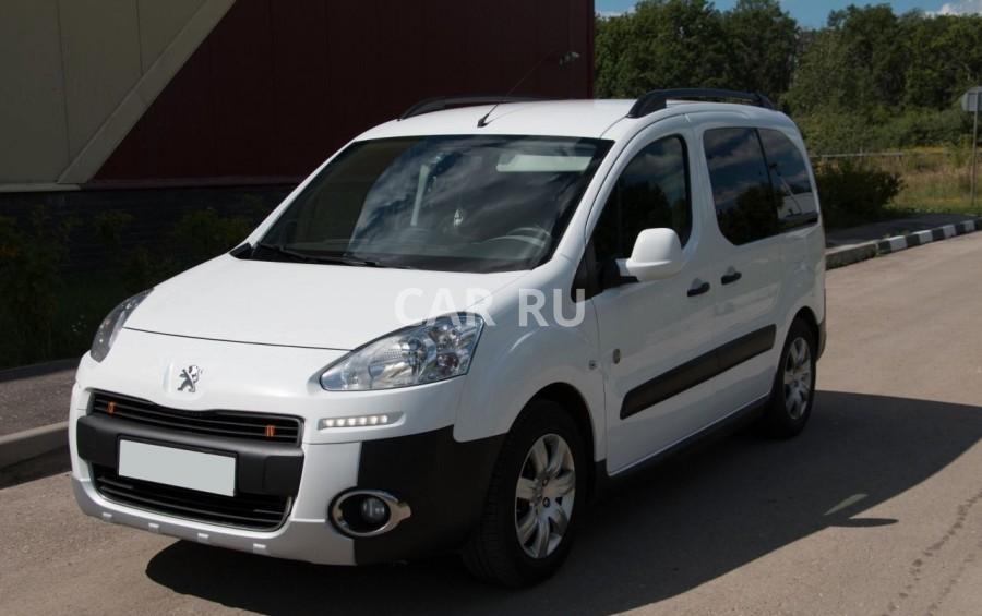 Peugeot Partner, Арзамас