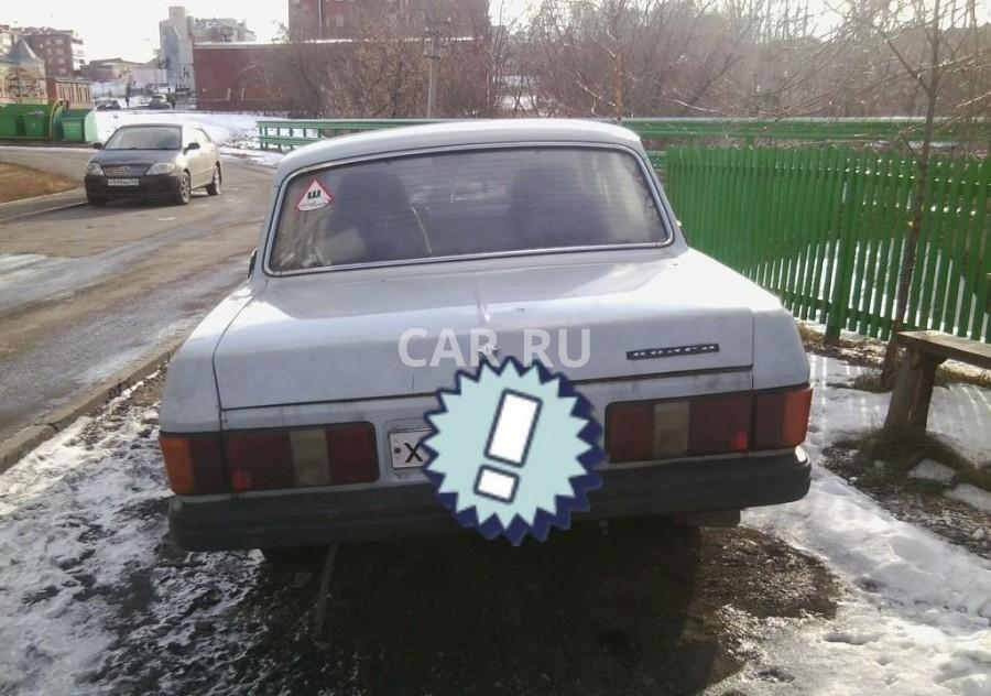 Газ Volga, Анжеро-Судженск