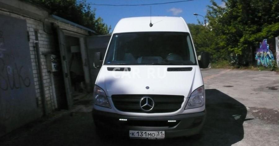 Mercedes Sprinter, Белгород