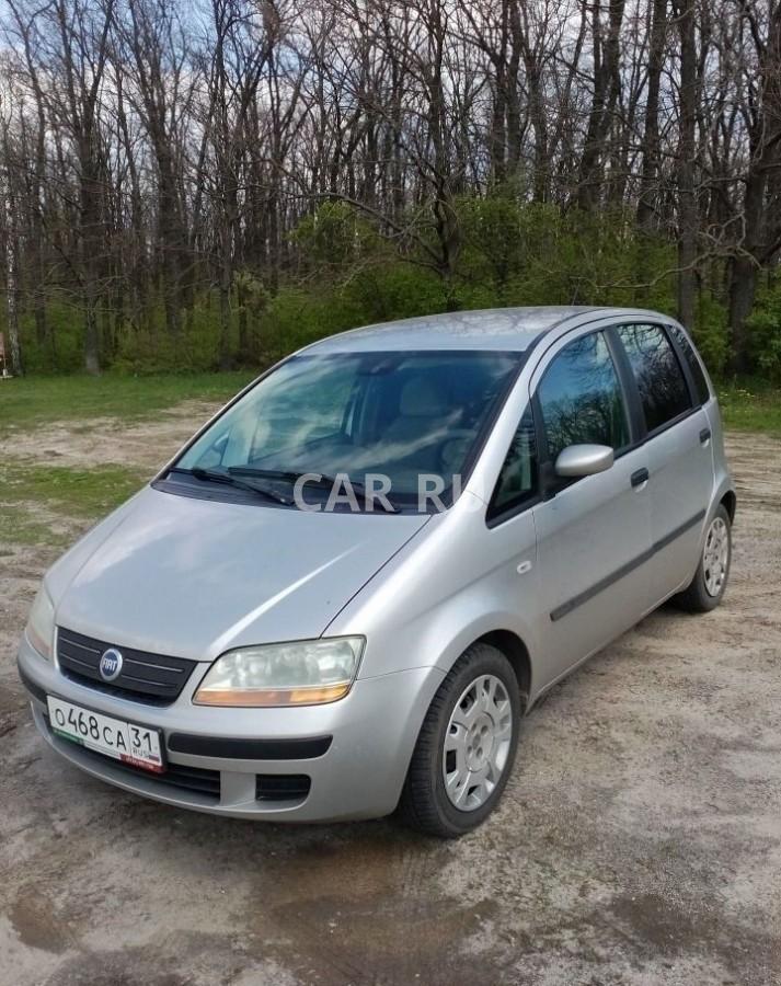 Fiat Idea, Белгород