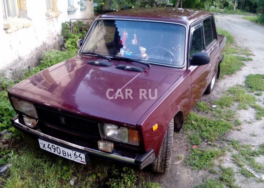 Lada 2105, Балашов