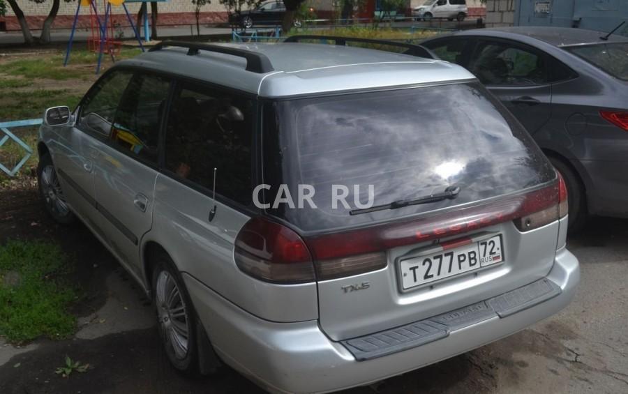 Subaru Legacy, Абакан