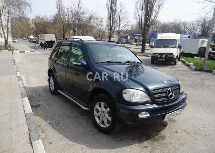 Mercedes M-Class, Белгород