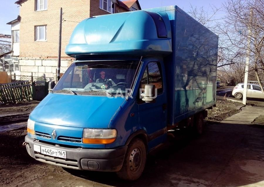 Renault Master, Батайск