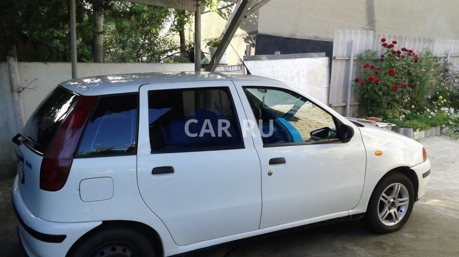 Fiat Punto, Александровское