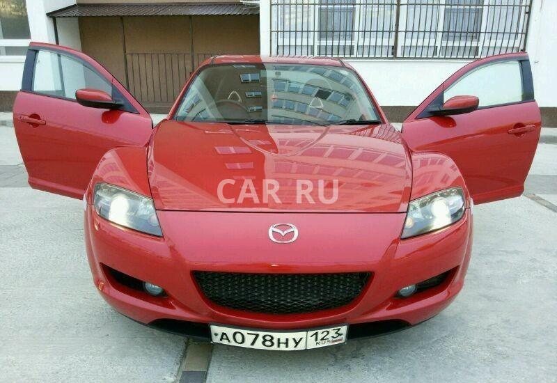 Mazda RX-8, Анапа