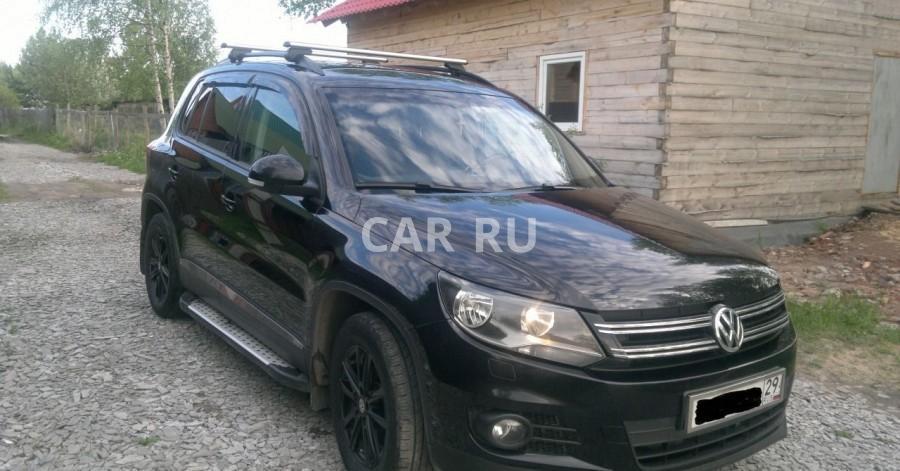 Volkswagen Tiguan, Архангельск