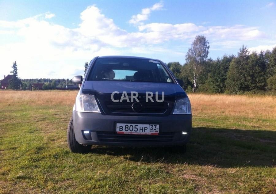 Opel Meriva, Александров