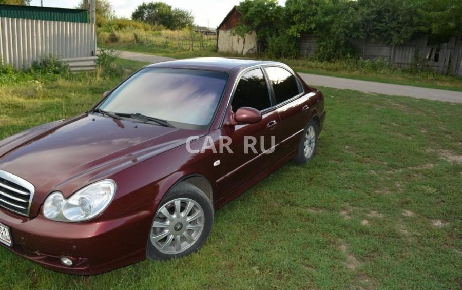 Hyundai Sonata, Алексеевка