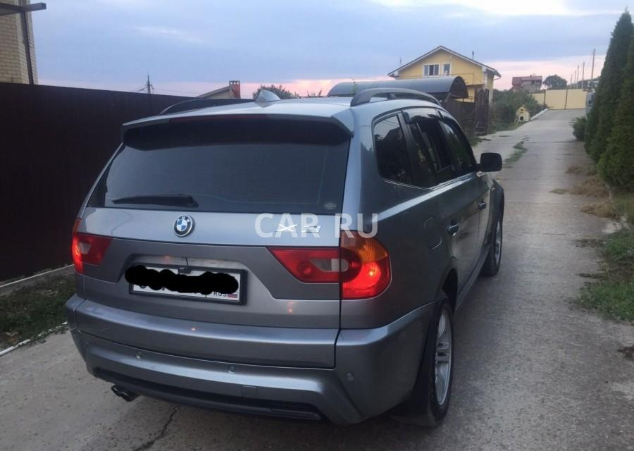 BMW X3, Анапа