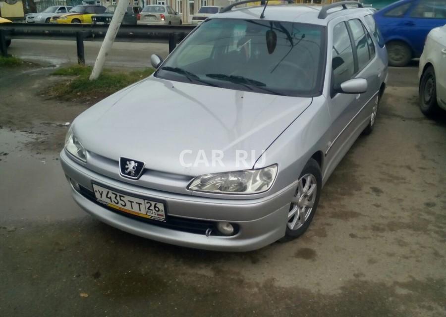 Peugeot 306, Александровское