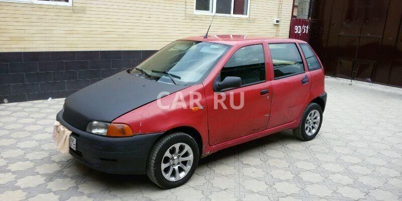 Fiat Punto, Аргун