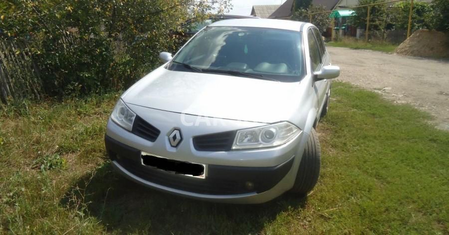 Renault Megane, Анна