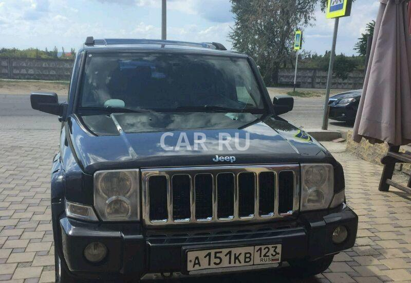 Jeep Commander, Анапа