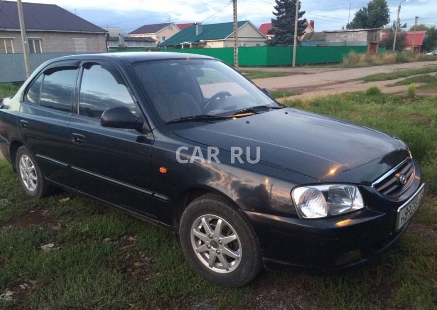 Hyundai Accent, Альметьевск