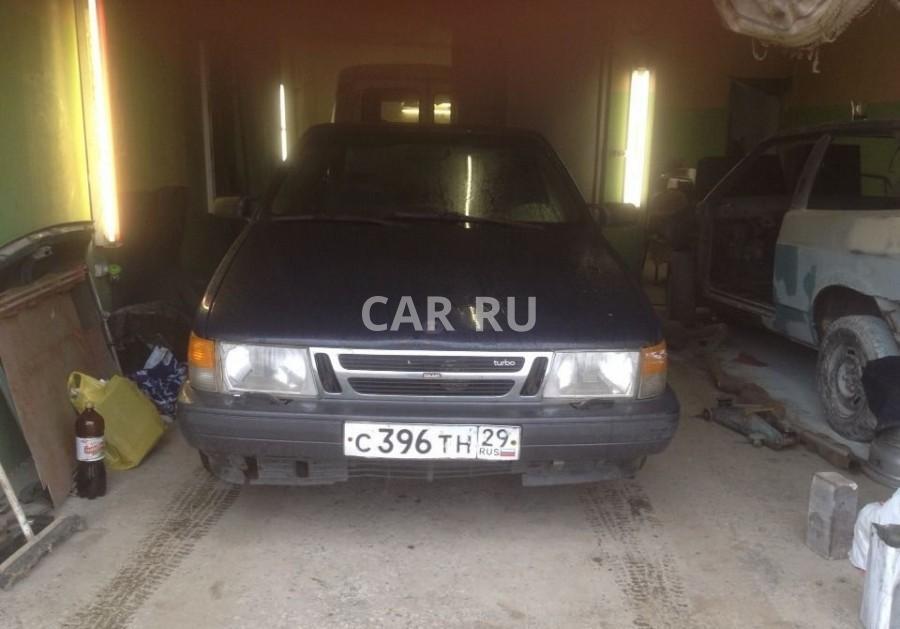 Saab 9000, Архангельск