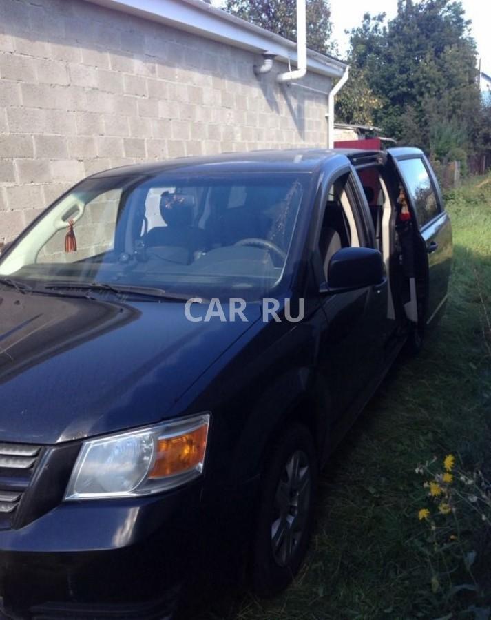 Dodge Caravan, Белгород