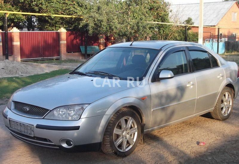 Ford Mondeo, Азов