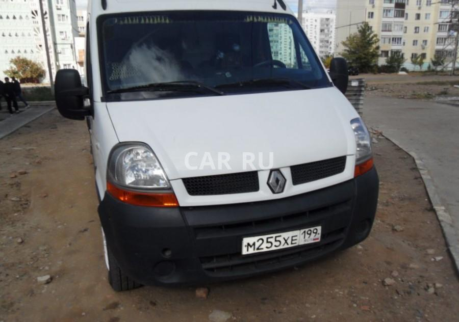 Renault Master, Астрахань