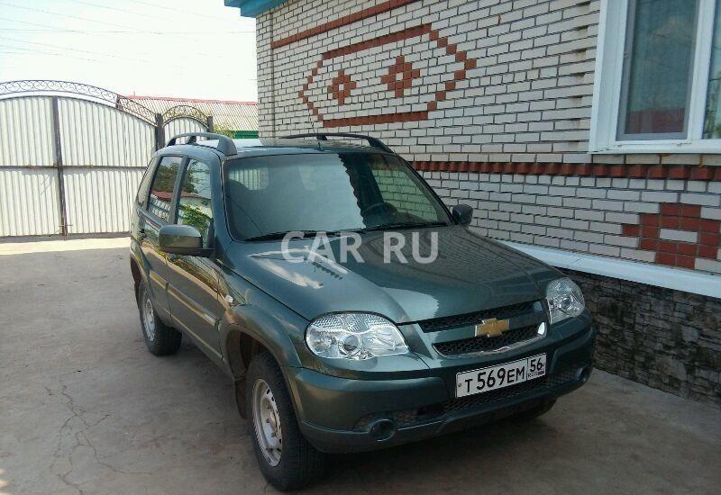 Chevrolet Niva, Абдулино