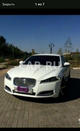 Jaguar XF, Белгород