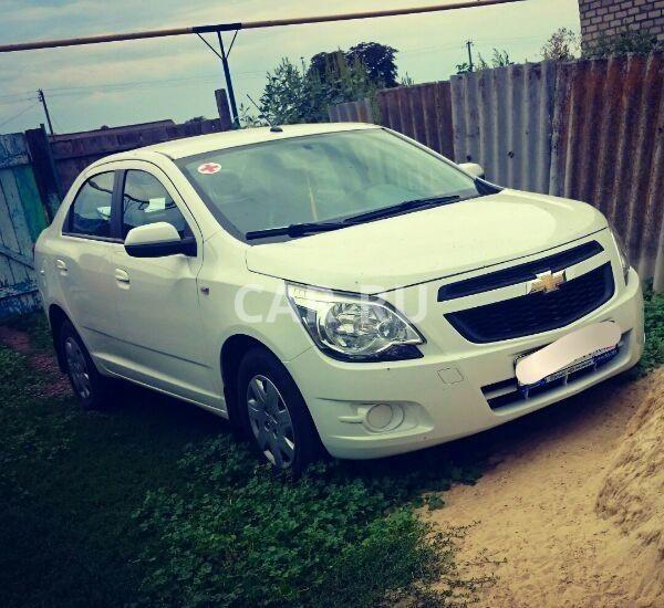 Chevrolet Cobalt, Балашов
