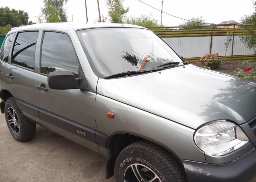 Chevrolet Niva, Аркадак