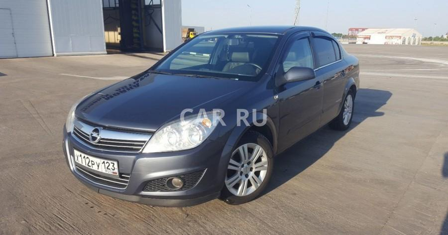 Opel Astra, Абинск