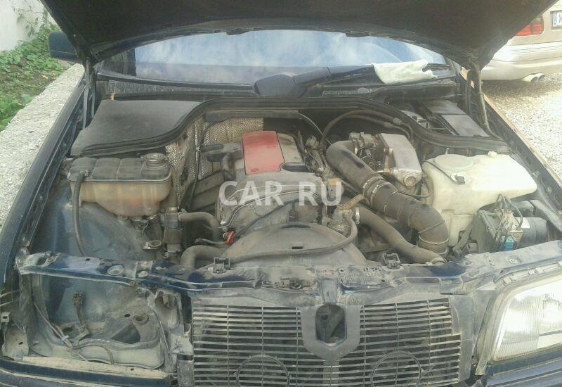 Mercedes C-Class, Аргун