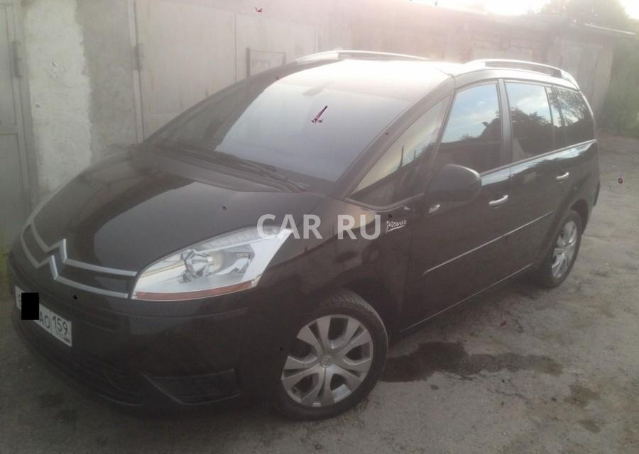 Citroen Grand C4 Picasso, Асбест