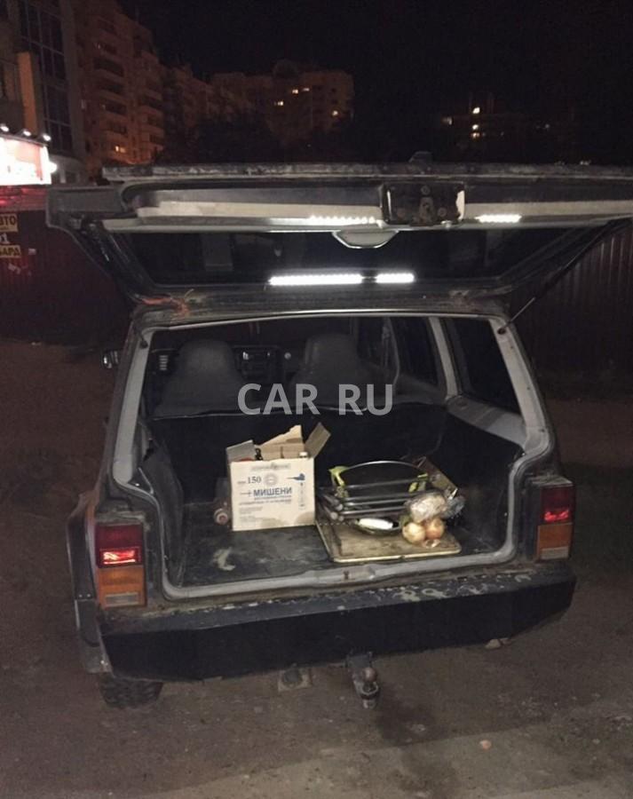 Jeep Cherokee, Белгород