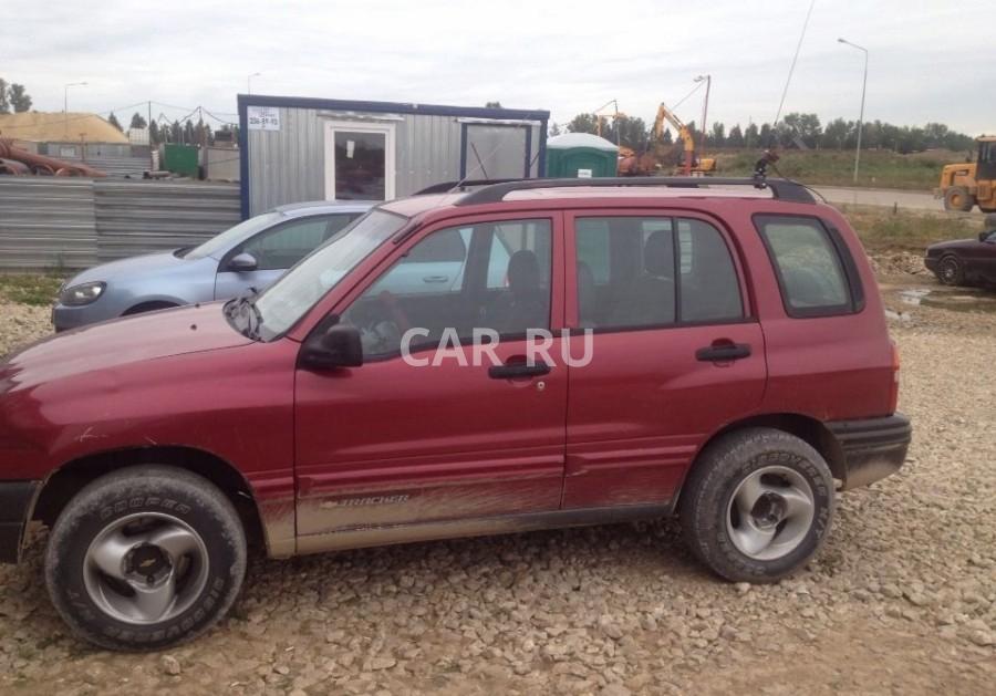 Chevrolet Tracker, Арзамас