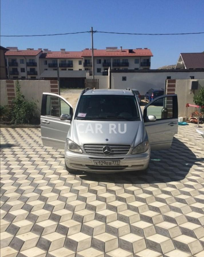 Mercedes Viano, Анапа